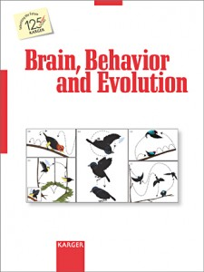 Brain, Behavior and Evolution